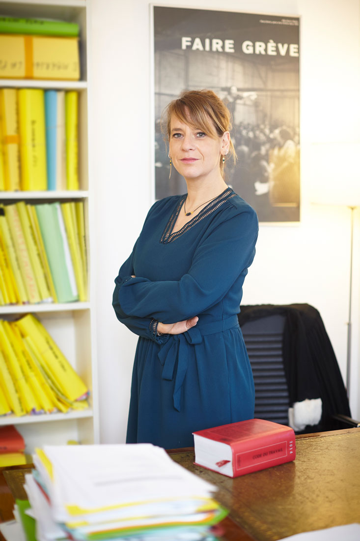 Maude Beckers BC&L avocates